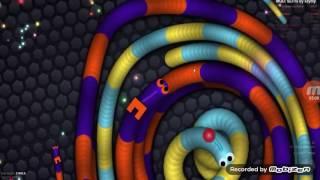 Slither.io Con rắn to nhất thới giới [ 1.000.000 điểm]