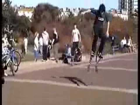 Pro Jumping - Extreme Bouncy Stilts