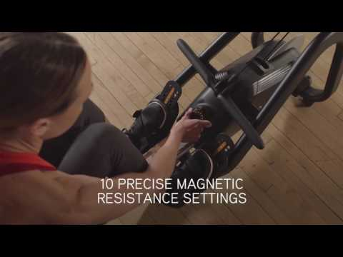 The New Matrix Rower Features