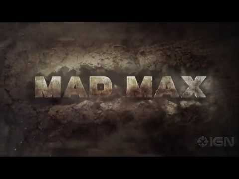 Mad Max Announcement Trailer - E3 2013
