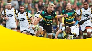 Northampton Saints v Wasps  - Aviva Premiership Rugby 2016-17
