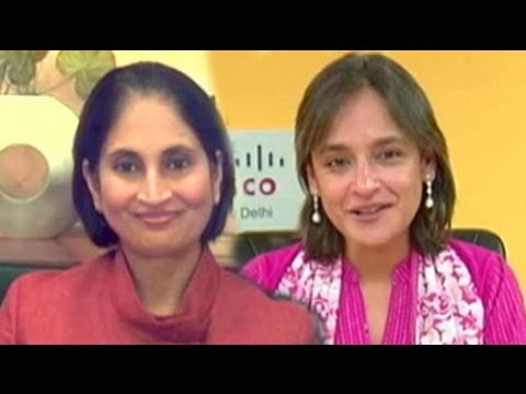 The Unstoppable Indians: Cisco CTO Padamasree Warrior (Aired: May 2009)