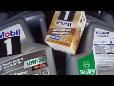 Mercedes ML350 Oil Job