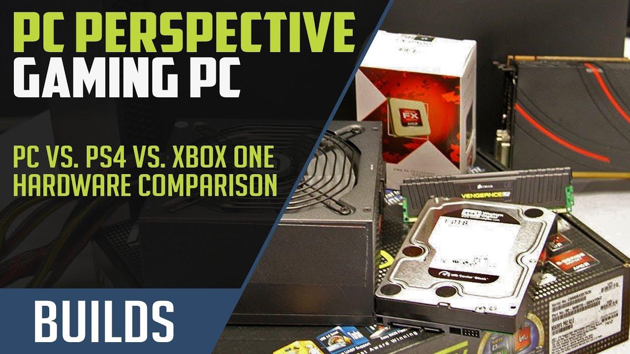 Xbox One Hardware Comparison