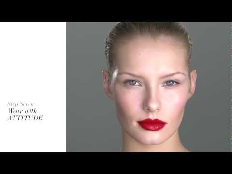 How to do the bold red lip in 60 seconds with Charlotte Tilbury | NET-A-PORTER.COM