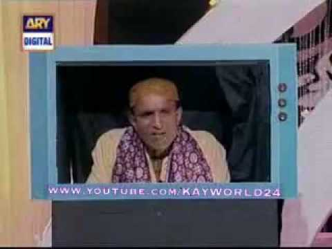 Youtube - Comedy Kings (ary) Ep-18 ----sikandar Sanam   Wali Sheikh---- Part Ii.flv video
