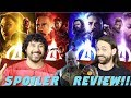 AVENGERS: INFINITY WAR - SPOILER REVIEW!!! (After 2nd Viewing)