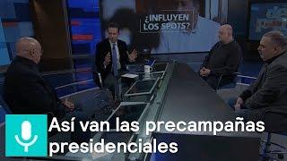 Precampañas, spots y estrategia electoral, el análisis en Despierta - Despierta con Loret