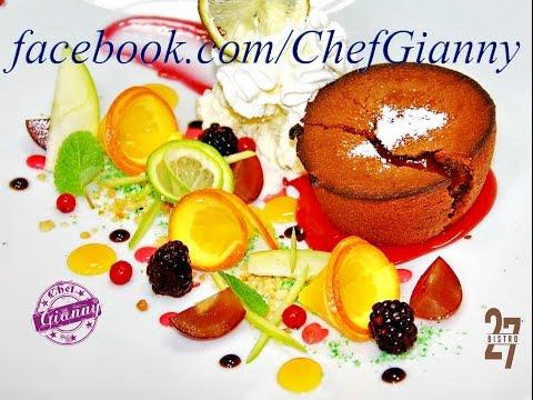 LAVA CAKE RECIPE WHITE CHOCOLATE