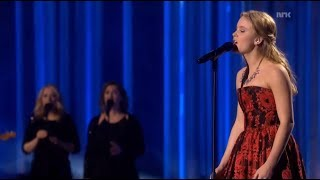 Zara Larsson Uncover Nobel Peace Prize Concert 2013