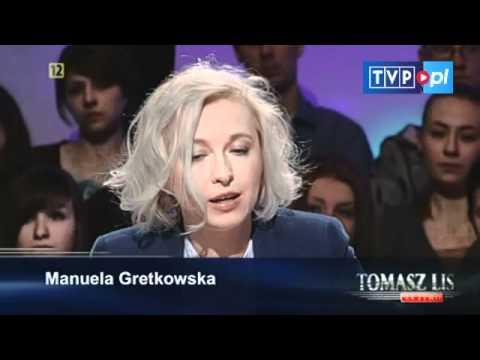 "Tomasz Lis na żywo - Kariera ""ministry"" Muchy"
