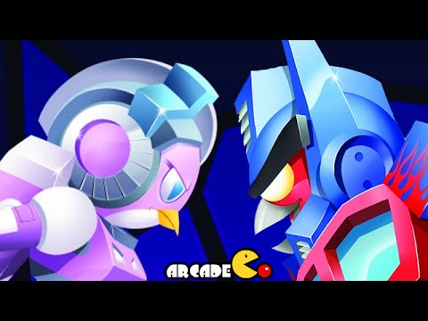Angry Birds Transformers: New Character Energon Grimlock Gameplay Part 30 video