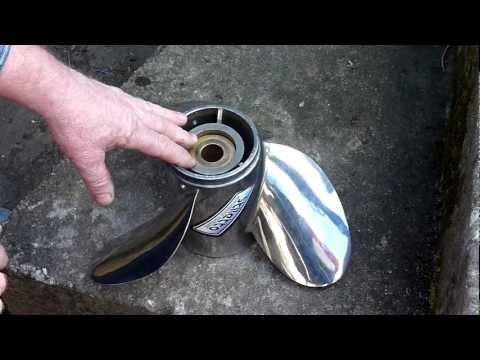 подбор винта на лодочный мотор хонда 20
