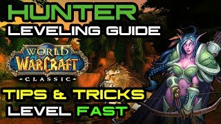 Hunter Leveling Guide -  Tips & Tricks for Leveling a Hunter in Vanilla