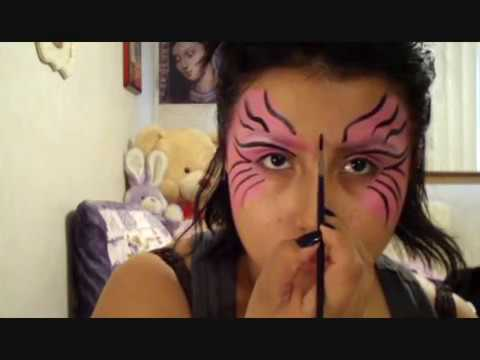 Halloween Spider Face Makeup Halloween Spider Girl Face