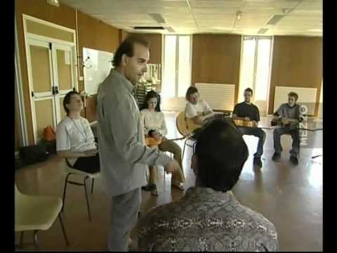 Juan Carmona - Flamenco School