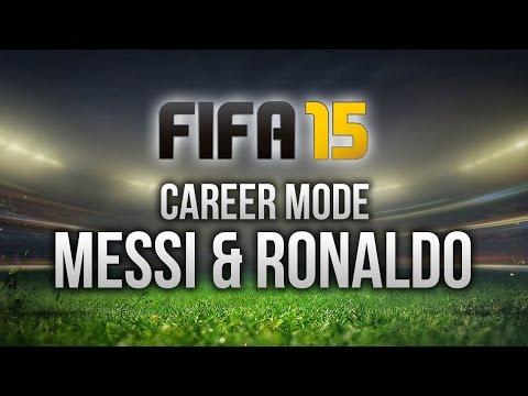 FIFA 15: SIGNING MESSI & RONALDO IN CAREER MODE!