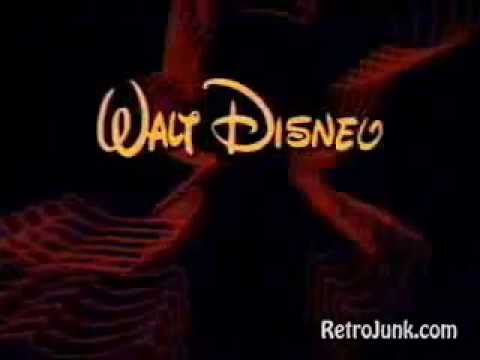 1983 Walt Disney Home Video logo