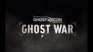 Tom Clancy's Ghost Recon Wildlands Ghost War 4v4-Live on PS4