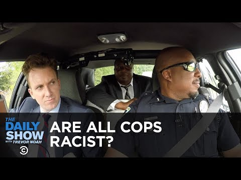 Cover Lagu Are All Cops Racist?: The Daily Show