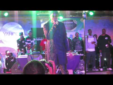 SXSW Music Festival 2014 | Yahoo Presents LRG/DATPIFF Host | 2 Chainz