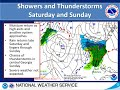 NWS Atlanta Weekly Weather Briefing for January 28, 2021