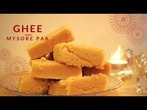 Ghee Mysore Pak/நெய் மைசூர் பாக்/Diwali Special/Sivakasi Samayal/Recipe - 590