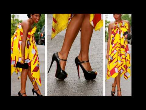 AFRICAN FASHION OF THE YEAR 2013