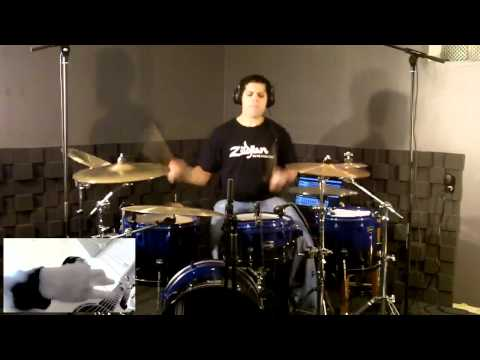 COHEED AND CAMBRIA - Sentry The Defiant ( My Drum Interpretation / Cover )