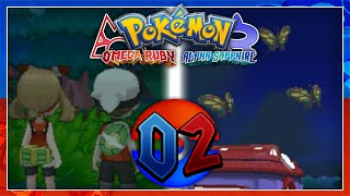 Pokemon Omega Ruby & Alpha Sapphire: Part 02 (4-Player)