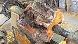 Awesome World's Wood Lathe Work // Creative Skills And Finished Products Of Woodturning Art