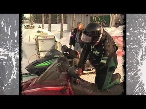 Snowmobiler TV. Ski Doo 2012 line-up. STV 15 Years on TV.