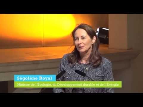 Ségolène Royal lance le programme de sciences participatives « 65 Millions d'Observateurs »