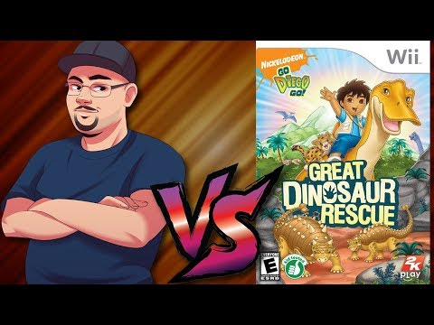 Johnny vs. Go, Diego, Go!: Great Dinosaur Rescue