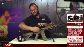 Low Cost FLIR Thermal Rifle Scope