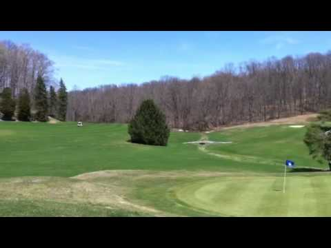 Blair Academy golf course