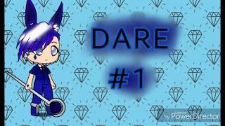 Dare 1|Gacha Funny Dares|ft. collab with GACHA KYLA