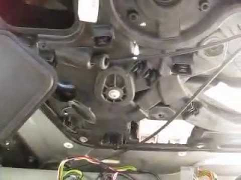 2010 Town And Country Side Door Fixes Wmv Youtube