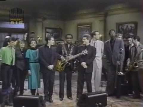 Night Music - Little Milton Campbell, The Roches, The Lounge Lizards - I feel so bad
