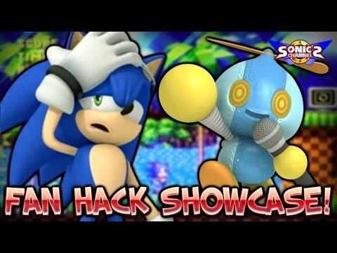SC Fan Hack Showcase: Sonic 1: Omochao Edition!