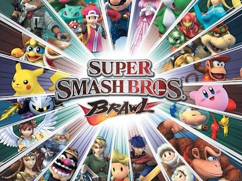 Super Smash Bros. Brawl: The Movie (Celebrate 200 videos!)