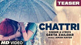 Geeta Zaildar: Chattri (Teaser) | Aman Hayer | Latest Punjabi Song 2016 | T-Series Apna Punjab