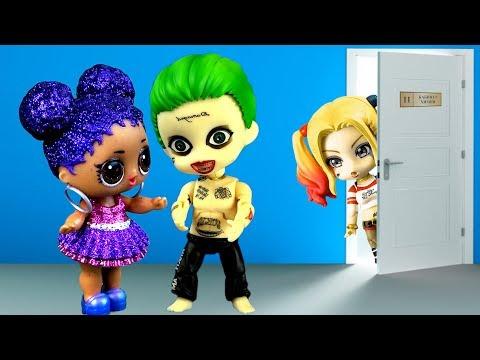 Наконец этот день настал! ЛОЛ куклы и мальчики помирились! Мультик про живые куклы лол сюрприз