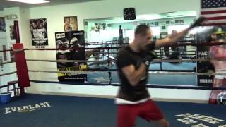 Sergey Kovalev training 2013