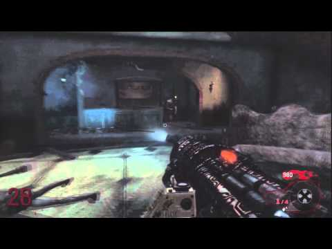 Kino Der Toten Black Ops Zombies Part 2
