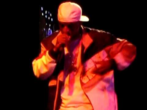 Rakim - I Ain't No Joke @ The Seventh Seal Tour, BB Kings, NYC, 11/19/09.