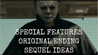 HALLOWEEN UPDATE! Blu Ray + Original Ending + Sequel Ideas!