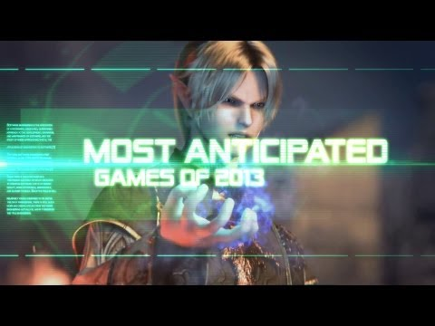Most Anticipated MMORPG Games of 2013
