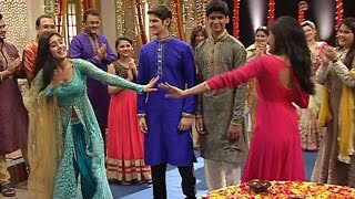 Yeh Rishta Kya Kehlata Hai Latest Episode - Naksh, Naira & Gayu DANCING - On Location