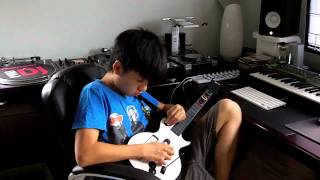 Guitar Hero becomes the Scratch Hero